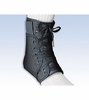 Fla Orthopedics Swedo Inner Lok 8 Ankle Brace, Medium, Black