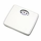 HealthOMeter 175LB Mechanical Floor Dial Scale-Lbs Only