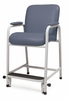 Graham Field Hip Chair With Adjustable Footrest - Blue Ridge