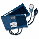 Omron 11-200 Adult Standard Aneroid with Nylon Cuff (Blue)