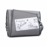 Omron H-003D Large Adult Size Cuff (Gray) for Digital Monitors