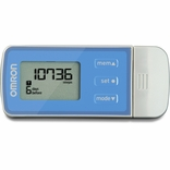 Omron HJ-323U Five Function USB Pedometer-Retail Packaged