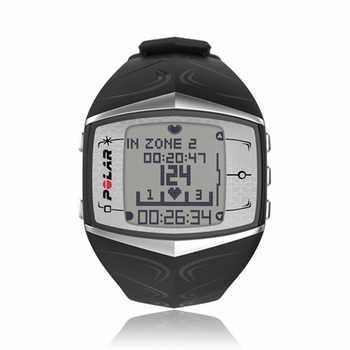Polar FT60F (FT60-F) Black Fitness Heart Rate Monitor-90033469