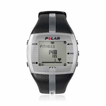 Polar FT7M Black/Silver Heart Rate Monitor