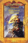 AD&D Dragonlance 5th Edition Heroes of Sorcery