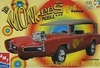 AMT ERTL Monkee Mobile Skill 2 Model Kit