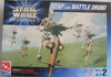 AMT ERTL Star Wars Episode I STAP with Battle Droid Model Kit