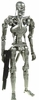 Aoshima Terminator 2 T-800 Endoskeleton Cast Metal Figure