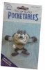 Applause Looney Tunes Pocketables Tasmanian Devil