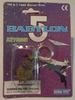 Babylon 5 Green Ship Keychain