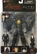 Bandai Anime Collection The Big O Robert Smith and Dorothy Figure Set
