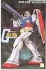 Bandai Mobile Suit Gundam RX-78 Model Kit