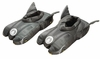 Batman 1989 Batmobile Slippers
