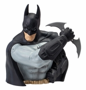 Batman Arkham Asylum Batman Exclusive Bust Bank