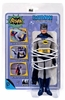 Batman Classic TV Series Mego Retro Batman Hero in Peril Figure