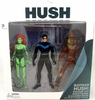 Batman Hush Poison Ivy, Nightwing, Scarecrow 3-Pack Set