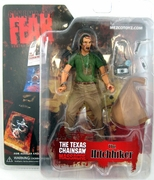 Cinema of Fear The Texas Chainsaw Massacre The Hitchhiker Figure