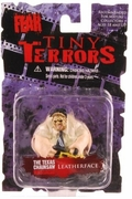 Cinema of Fear Tiny Terrors Leatherface Mini Figure