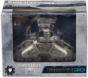 Cinemachines Terminator 2 Mini Die Cast Hunter Killer Tank