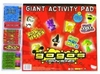 Crazy Bones Gogo's Giant Activity Pad