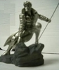 Creative License Gambit Pewter Mini Statue