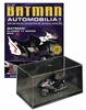 DC Batman Automobilia Collection Magazine Classic TV Bike