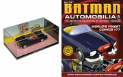 DC Batman Automobilia Collection Magazine World's Finest #77