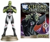 DC Chess Collection Black Pawn Brainiac Magazine #64