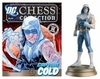DC Chess Collection Black Pawn Captain Cold Magazine #42