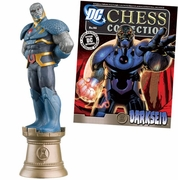 DC Chess Collection Black Rook Darkseid Magazine #46