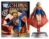 DC Chess Collection White Pawn Supergirl Magazine #37