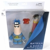 DC Collectibles Aardman Classic Batman and Robin Figure Set