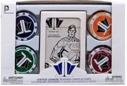 DC Collectibles Justice League Poker Starter Set