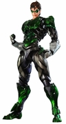 DC Comics Play Arts KAI Green Lantern Variant Figure
