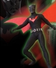 """DC Direct Batman Beyond 1:6 Scale 13"""" Deluxe Collector Figure"""