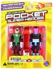 DC Direct Pocket Super Heroes Green Lantern & Sinestro Figure Set