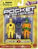 DC Direct Pocket Super Heroes Professor Zoom & Mirror Master Set