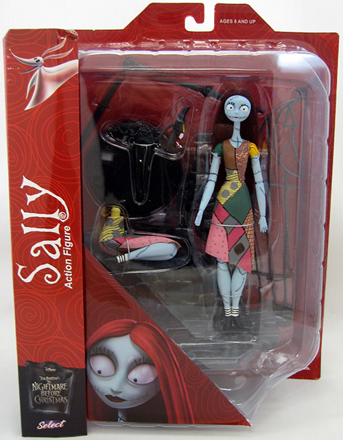 Diamond Select Nightmare Before Christmas Sally Figure