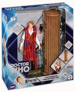 Doctor Who 5th Doctor Castrovalva Action Figure Set