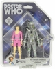 Doctor Who Peri and Rogue Cyberman Figure Set