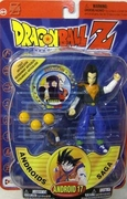 Dragonball Z Androids Saga Android 17 Figure