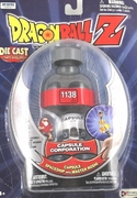 Dragonball Z Capsule Corp. Spaceship with Master Roshi Figure