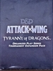 Dungeons & Dragons Attack Wing Tyranny of Dragons OP Expansion Booster Pack