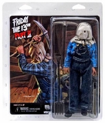 Friday the 13th Part 2 Retro Cloth Jason Figure