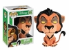 Funko Disney Pop Heroes Vinyl 89 The Lion King Scar Figure