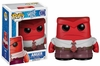 Funko Disney Pop Vinyl 136 Inside Out Anger Figure