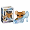 Funko Disney Pop Vinyl 139 Cinderella Gus Gus in Slipper Figure