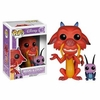Funko Disney Pop Vinyl Mulan Mushu and Cricket Figure