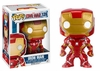 Funko Marvel Pop Heroes Vinyl 126 Civil War Iron Man Figure