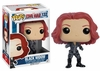 Funko Marvel Pop Heroes Vinyl 132 Civil War Black Widow Figure